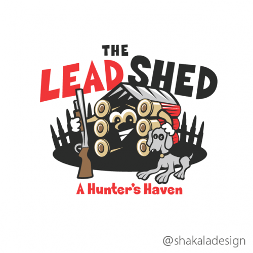 Logo Design - The Lead Shed