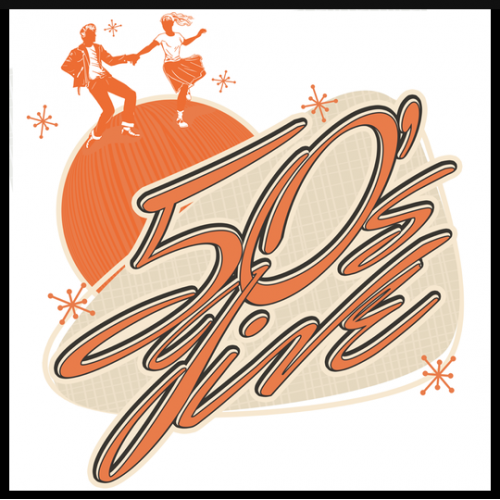 50's Jive school