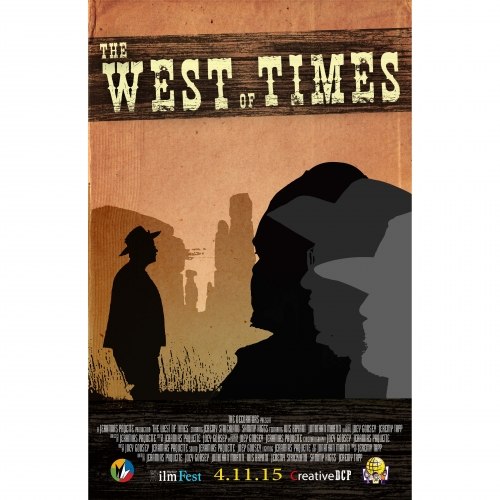 Movie Banner for a 54 Hour Film Festival