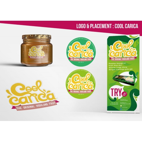 Branding Kit for Cool Carica