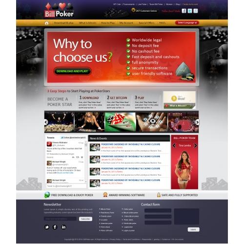 web tempalte