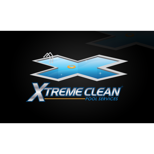 Xtreme Clean Pool Services Logo