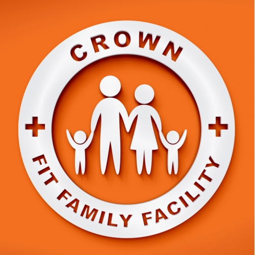 Logo - CROWN FIT Family Facility