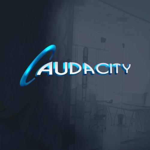 Tech company Audacity logo