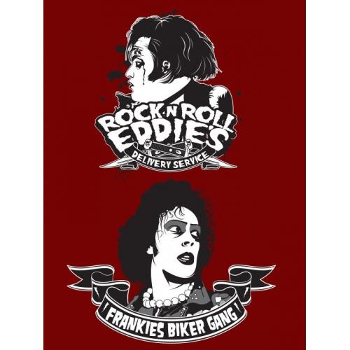 Rocky Horror Themed T-Shirt designs
