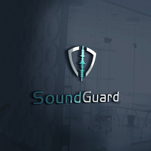SoundGuard Logo Design