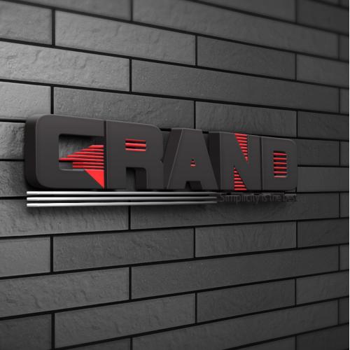 Grand Logo Design
