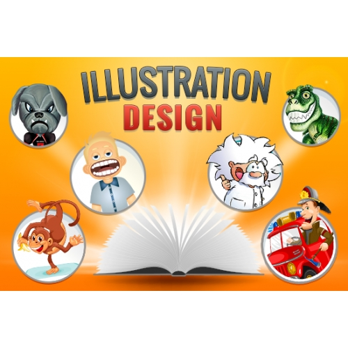 Stunning Book Illustrations