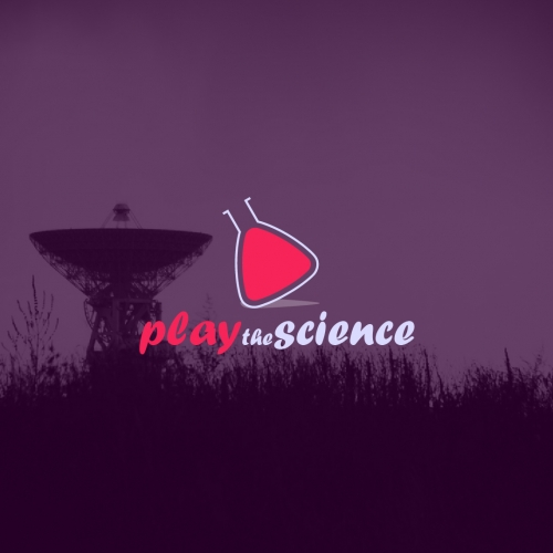 Play the Science Logo Design