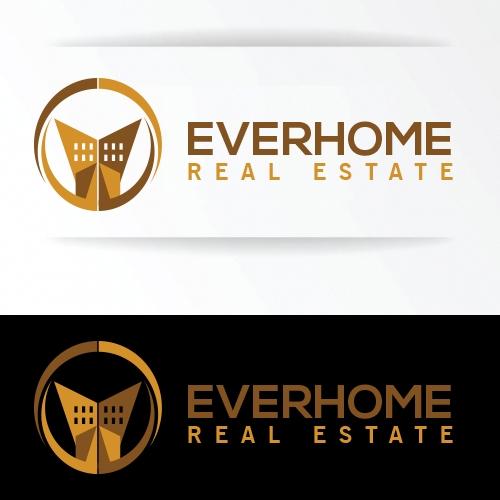 Real estrate logo design