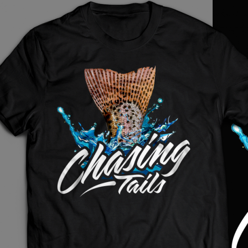 CHASING TAILS T SHIRT