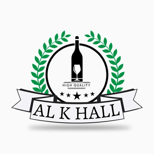 AL K HALL logo